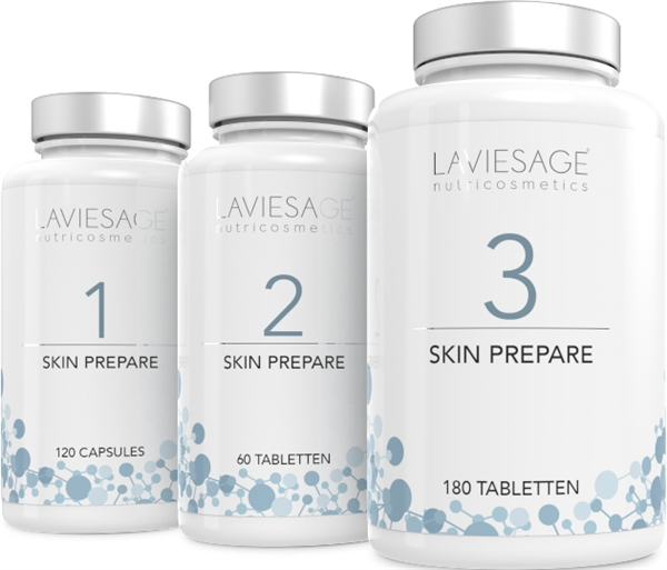 Skin Prepare Kit 1, 2 en 3