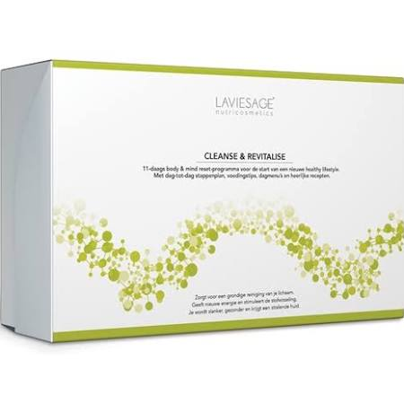 Laviesage Cleanse & test